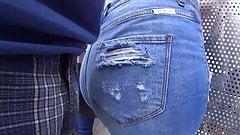 Blue Shorts mmm