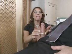 Sexy Susi Susanne Assfucked Maid In Stockings
