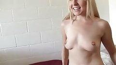 Valerie White - College Girls are so easy
