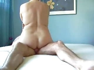 my privet massage milf she is horny riding and squirting