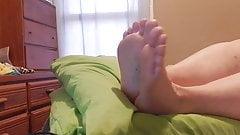 skype show my feet