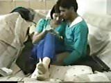 Married Couple on Honeymoon