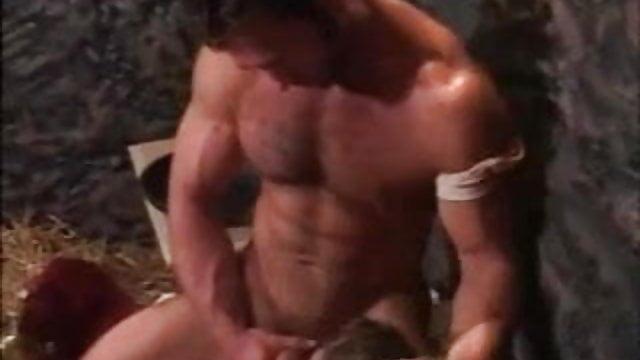 Gladiator porno Gay veľký péro biela tranny