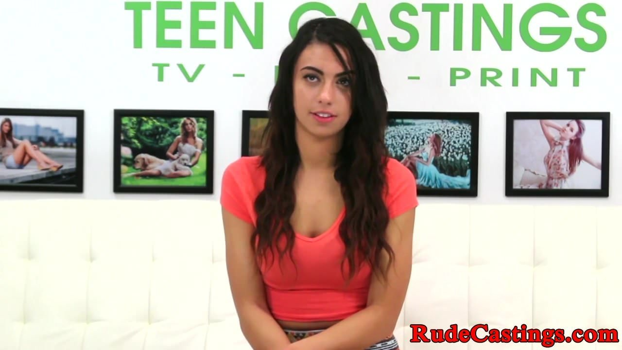 Teen audition innocent
