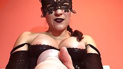 Money Slave Being Punished by Mistress POV RP