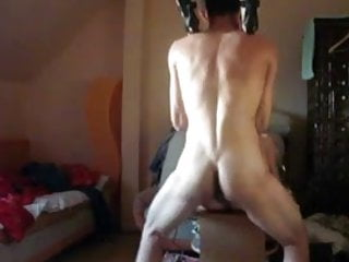 Me fucking my girlfriend on a table