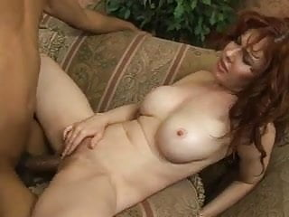 Red Head MILF Takes on BBC