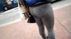 BootyCruise: Downtown Bus Stop Booty