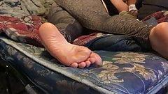 Candid Feet1