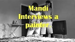 We Interview a Painter