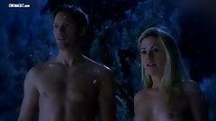 Anna Paquin nude from True Season 4