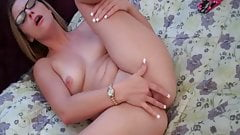 Kendra Fingers Tight Pussy