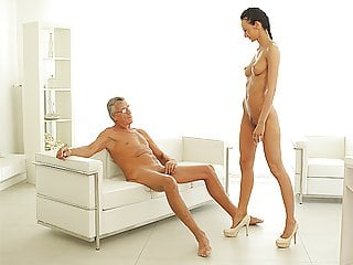 Oldk Hot Sex Is How Old Boss And His Worker Relax After