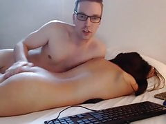 Asian Girl Masturbates On Webcam