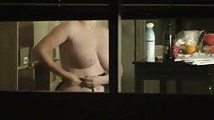 Window - Hotel 01 - 3 - Boobs !!