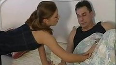 Dad & Girl - Nice fucking