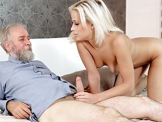 dadDY4K. Lusty father of her boyfriend
