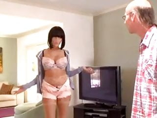 Hot Wife With Mega Boobs & Hot Ass JOSLYN VS BIG BLACK COCK