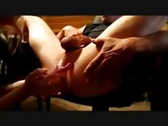 GF use BFs Asshole and Cock