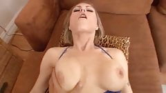 Best  milf gives all holes in pov