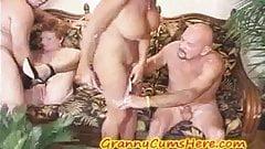 Swinger Orgy Granny, Category: Swingers historier