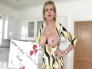British MILF Wants Something She Can't Get At Home