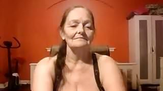 Granny's Pussy is Wet