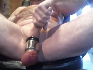 my scrotum stretcher