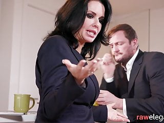 Squirting Euro Milf Assfucked From Behind
