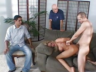 Husband watches Kendra get her ass fucked
