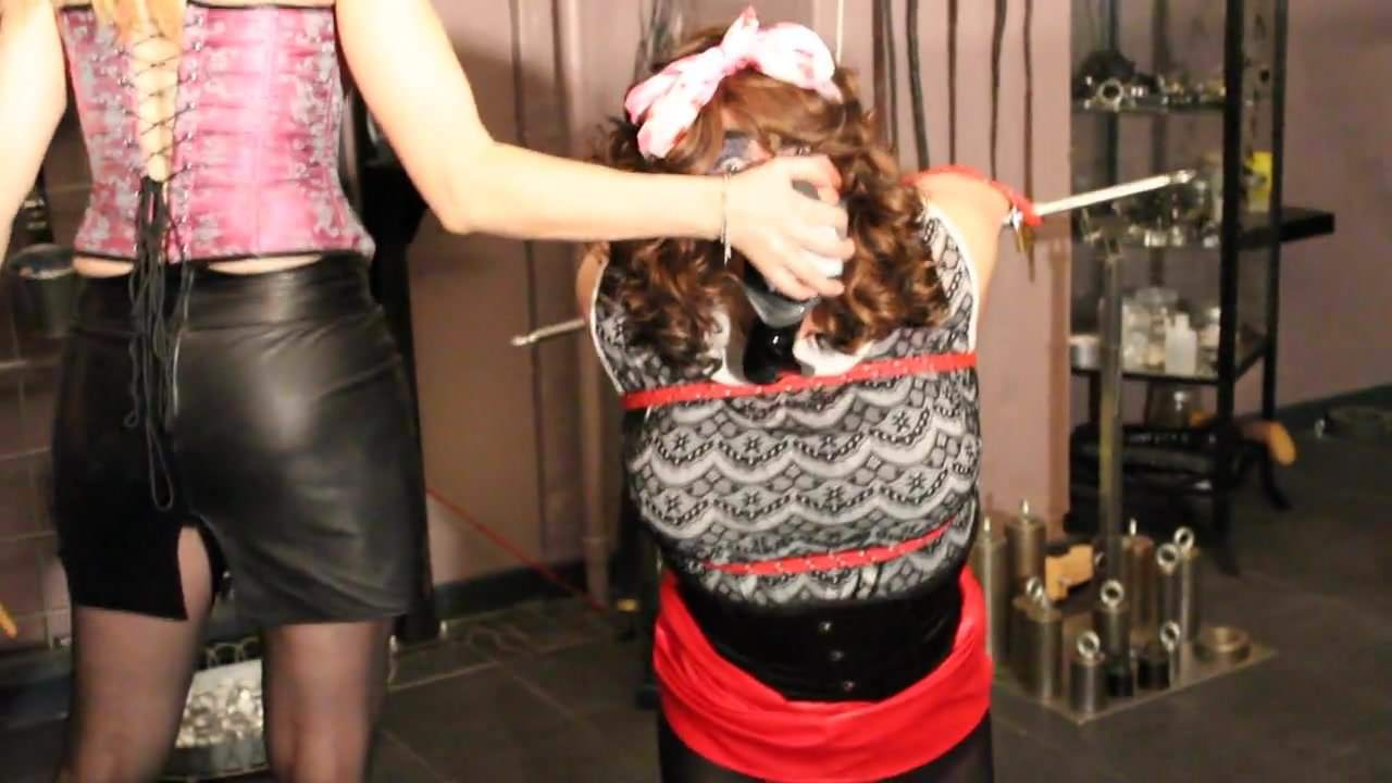 for the help gorgeous babe punished by a dominatrix think, that you