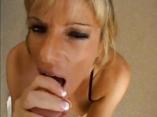 Kristal Summers Blowjob Titfuck Swallow Cum