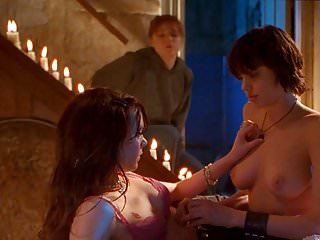 Angelina Jolie Topless - Nude Tits Scene on ScandalPlanetCom