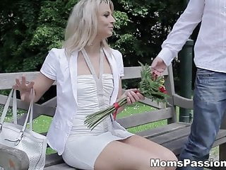 Moms Passions - Making love to romantic mom