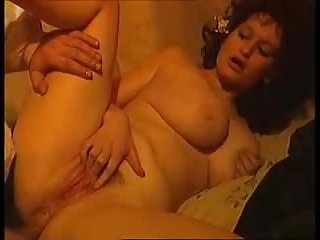 Vintage Italian Big Floppy Tits Anal