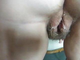 wet hairy pussy fucking