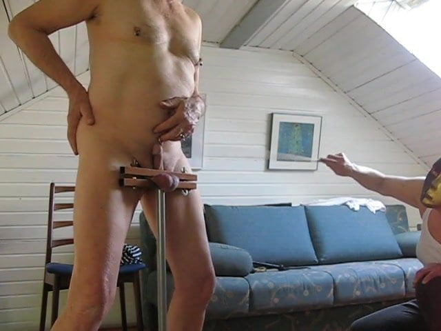 Femdom Caning With Humbler