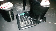 Lady L crush with extreme high heels calculator.