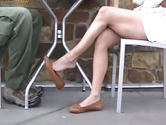 Ballet Flats at Clips4sale.com