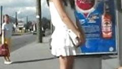 Full Back Pantie Teen Upskirt