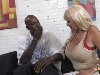 Perfect old mom creampied by black boy while daughter watch