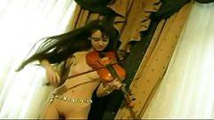 Stacy - violin