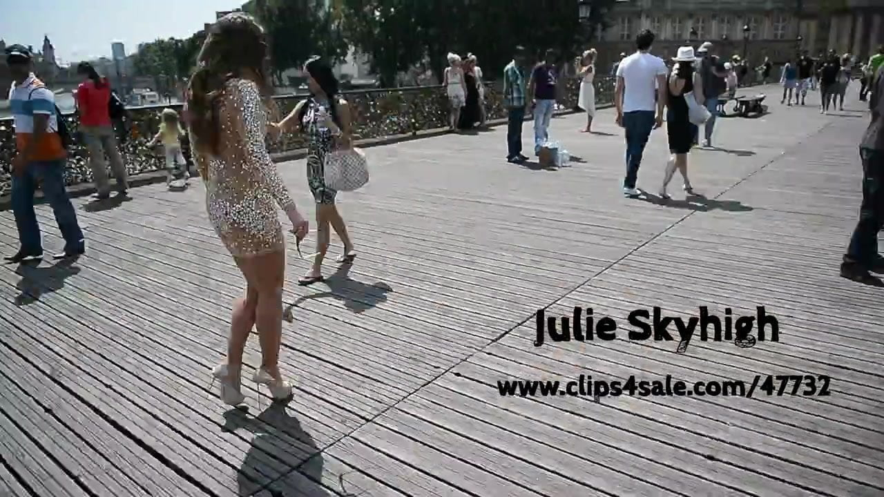 Compilation of City upskirts in October III