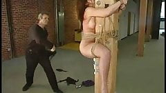 Babydoll is beaten and stimulated
