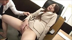 Horny Officelady