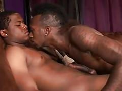 Two Black Street Thugs Love Sucking Cock And Fucking Ass