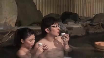 Japanese Couples Have Group Sex At A Bath House Porn