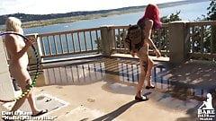 Dori & Raen's Nudist Nature Hike - Trailer