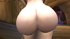 Azeroths Huge Booty Goddess is back
