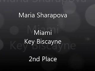 Sharapova naked - Sexy maria sharapova 2012 miami